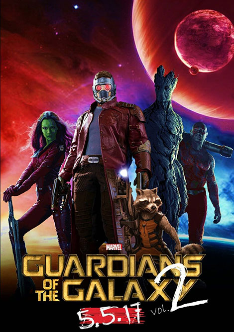 دانلود فیلم نگهبانان کهکشان Guardians of the Galaxy Vol. 2 2017