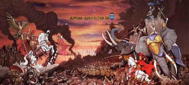 دانلود بازی آنلاین استراتزیک Demise Nations اندروید