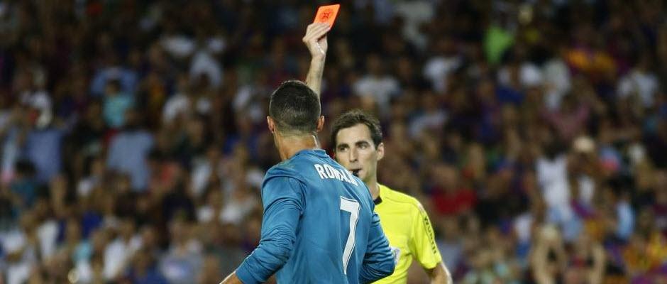 کریستیانو رونالدو به هواداران بارسلونا چه گفت؟