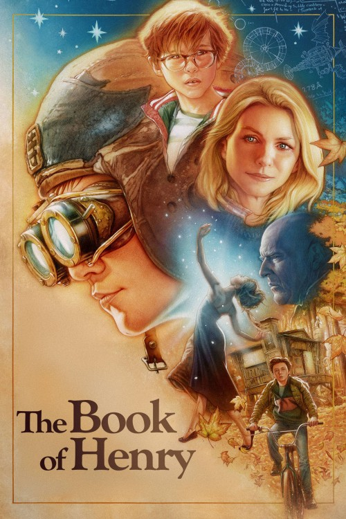 دانلود فیلم The Book of Henry 2017