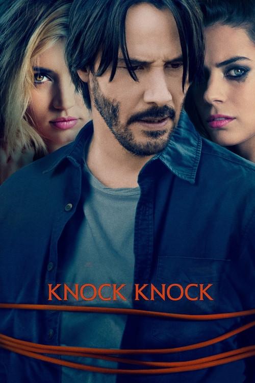 دانلود رایگان فیلم تق تق Knock Knock 2015
