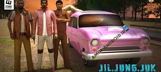 دانلود بازی موتور و ماشین سواری Jil Jung Juk اندروید