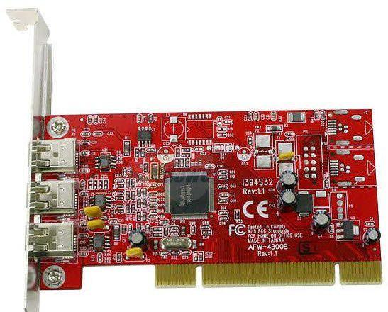 کارت فایروایر اصل PCI با چیپ TEXAS INSTRUMENT