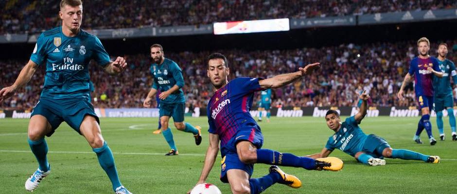 رئال مادرید، پیروز سه فینال اخیر مقابل بارسا