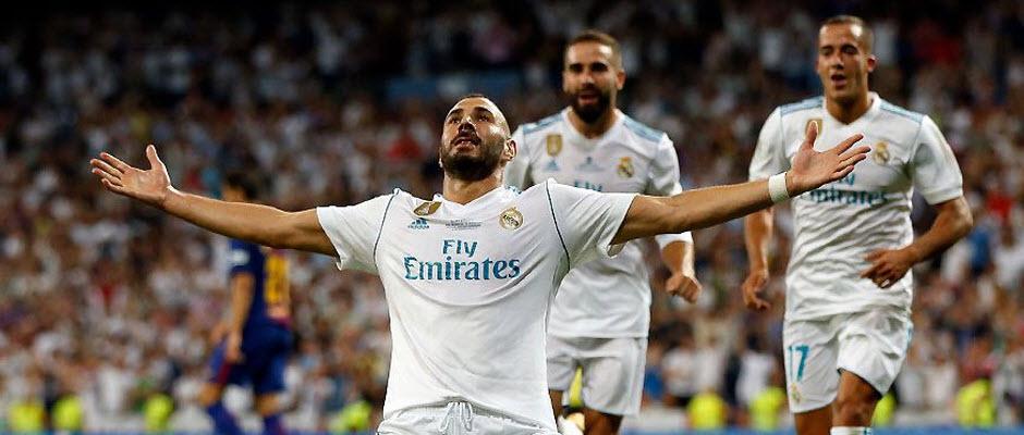 رئال مادرید 2-0 بارسلونا؛ آسان و بی دردسر، حتی بدون رونالدو