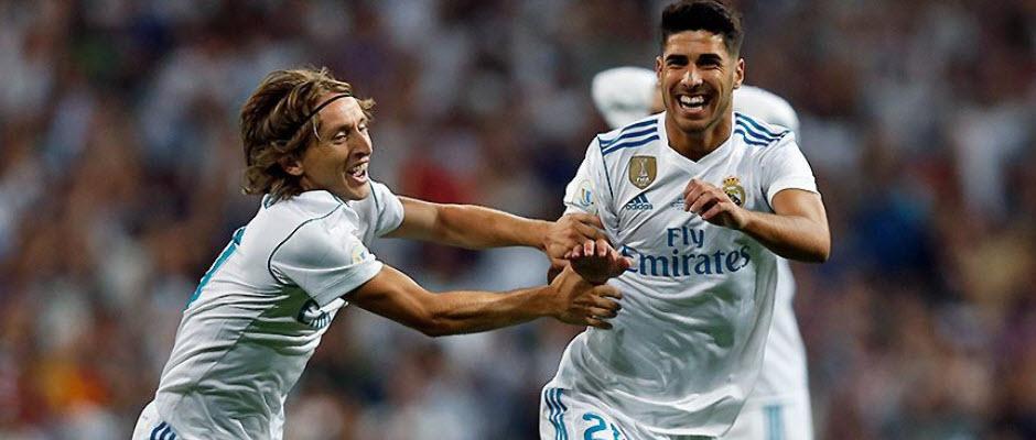 رئال مادرید در آستانه فتح رکورد سانتوس