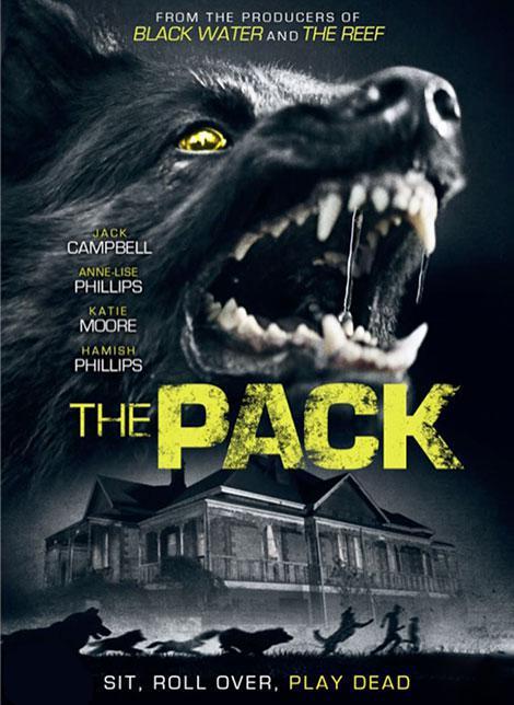 دانلود فیلم گله The Pack 2015 دوبله فارسی