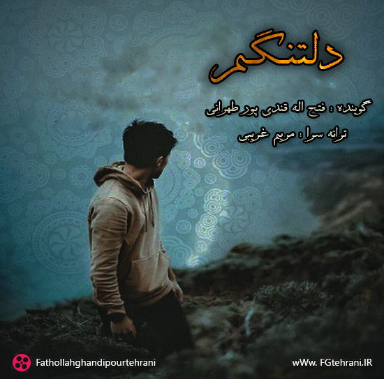 دکلمه عاشقانه دلتنگم با صدای فتح اله قندی پور طهرانی