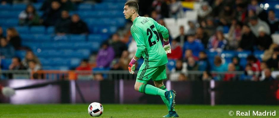 رسمی؛ روبن یانیز از رئال مادرید به ختافه پیوست