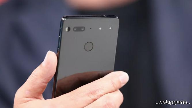 گوشی بدون حاشیه اسنشال فون، در نهایت عرضه شد