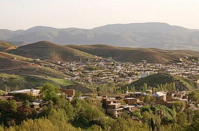 روستای گردشگری قلات