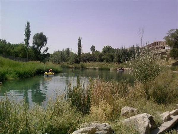 تفرجگاه قصر یعقوب