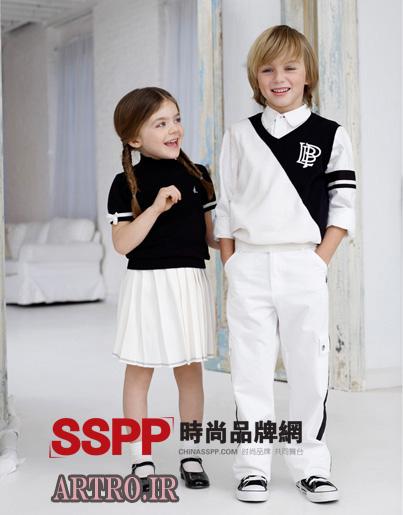 مدل لباس تابستانی بچه گانه 2017