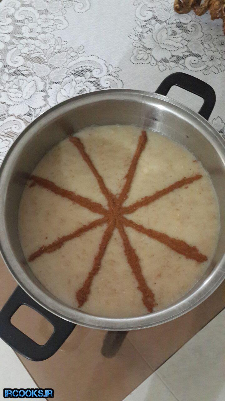 پختن حلیم