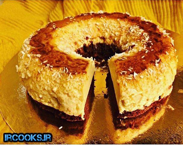 فلن کیک