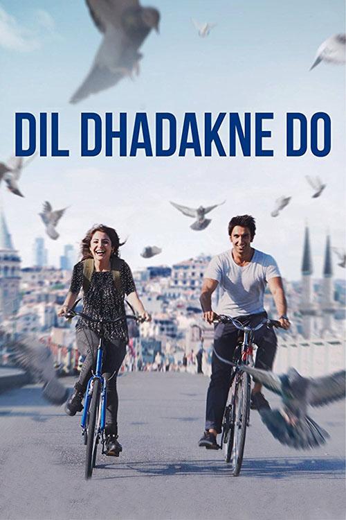 دانلود فیلم Dil Dhadakne Do 2015