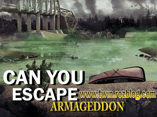 راه حل بازی Can You Escape Armageddon