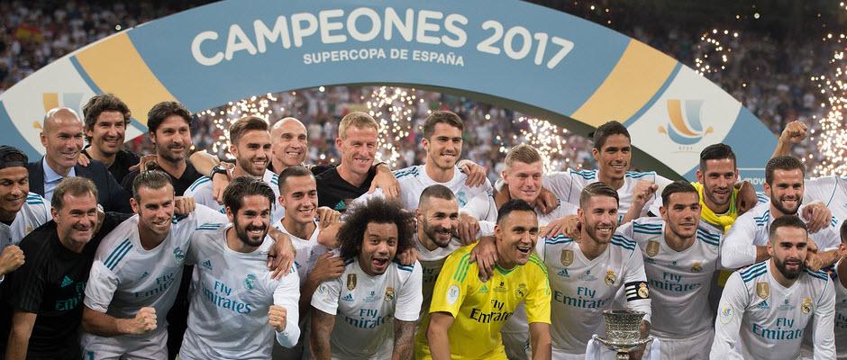 پیش بازی لاکرونیا - رئال مادرید؛ آغاز فصل بدون حضور رونالدو