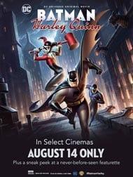 دانلود رایگان فیلم Batman And Harley Quinn 2017 با کیفیت BluRay 720p