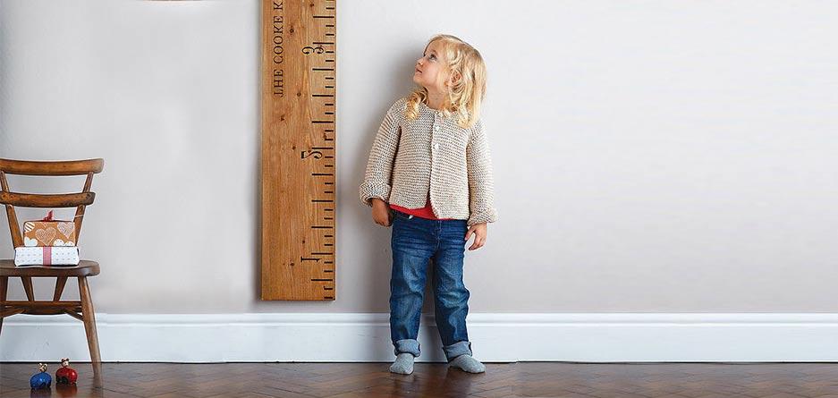 روش های قد کشیدن بچه ها را بیاموزید