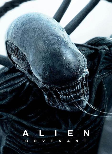 دانلود فیلم بیگانه Alien: Covenant 2017 دوبله فارسی