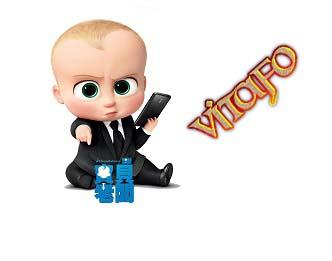 دانلود انیمیشن بچه رئیس - The Boss Baby - نسخه دوبله فارسی