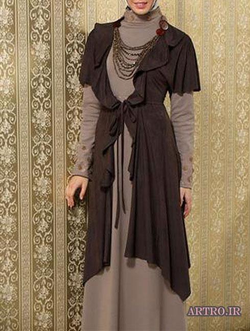 مدل مانتو ریون شیک زنانه