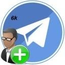 خرید 6 کا ممبر تلگرام( معمولی یا هیدن)