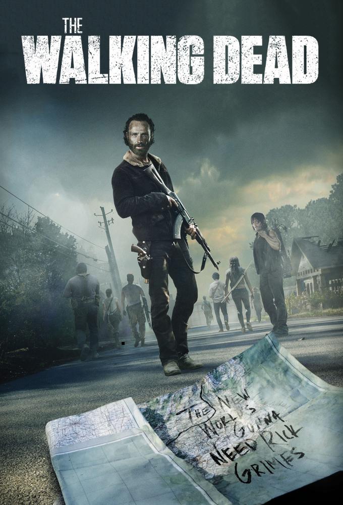 دانلود سریال The Walking Dead فصل پنجم