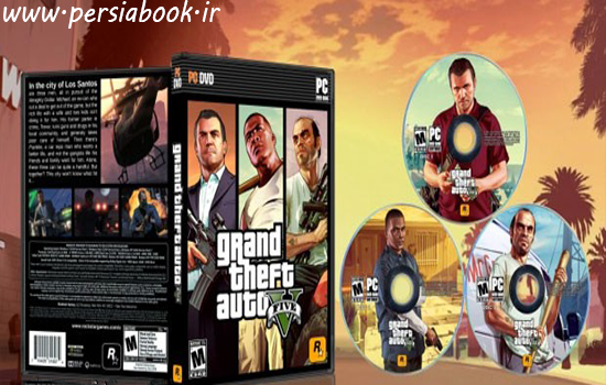 اولین تریلر رسمی نسخه PC ( کامپیوتر ) بازی GTA V