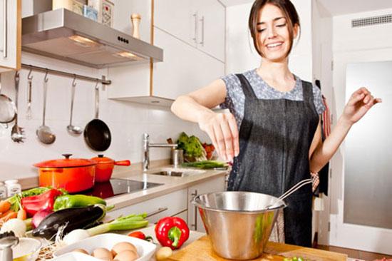 آشنایی با خطاهای رایج آشپزی