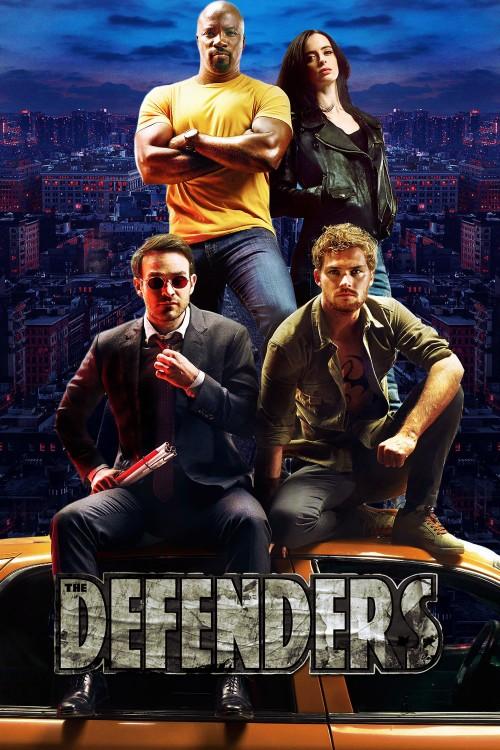 دانلود دوبله فارسی سریال مدافعان The Defenders