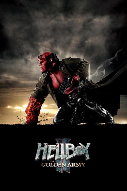 دانلود دوبله فارسی فیلم پسر جهنمی 2 Hellboy II: The Golden Army 2008