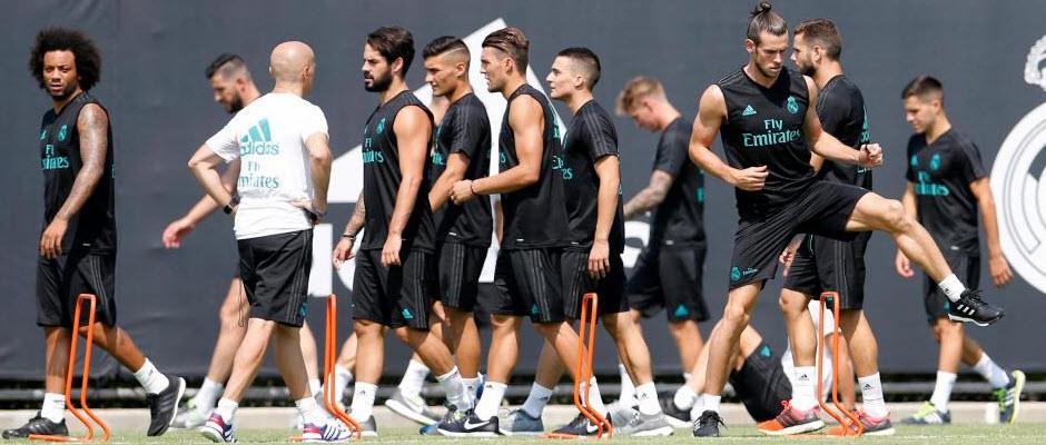 اسامی 19 بازیکن رئال مادرید برای بازی مقابل والنسیا اعلام شد