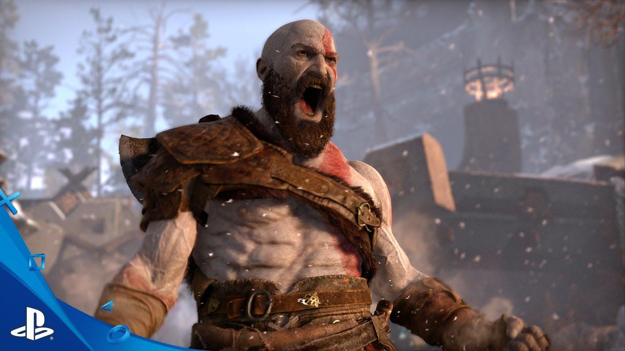 بازی God of War بازیکنان را متحیر خواهد ساخت