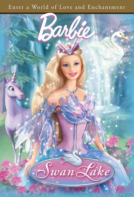 دانلود انیمیشن باربی و دریاچه قو Barbie of Swan Lake 2003