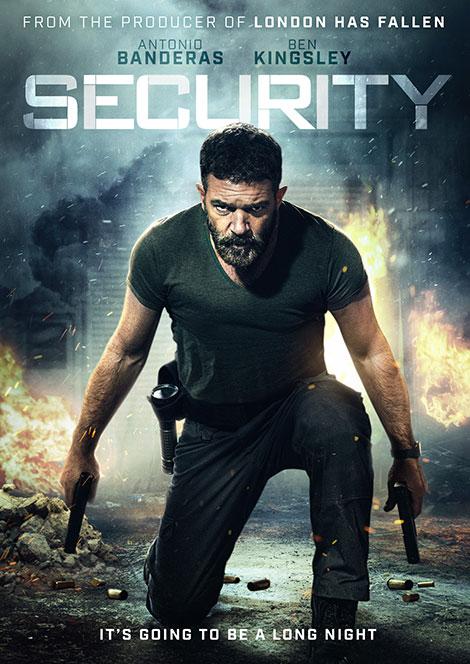 دانلود دوبله فارسی فیلم امنیت Security 2017