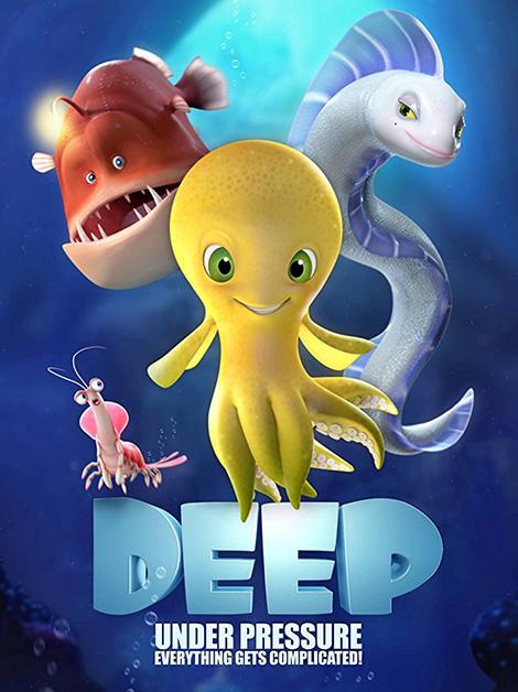 دانلود دوبله فارسی انیمیشن Deep 2017