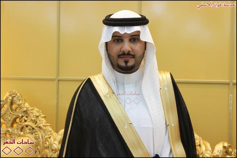 الشيخ فيصل بن عجمي بن سويط أحتفل بزواج نجله