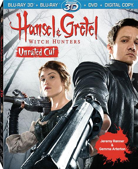 دانلود دوبله فارسی فیلم Hansel & Gretel: Witch Hunters 2013