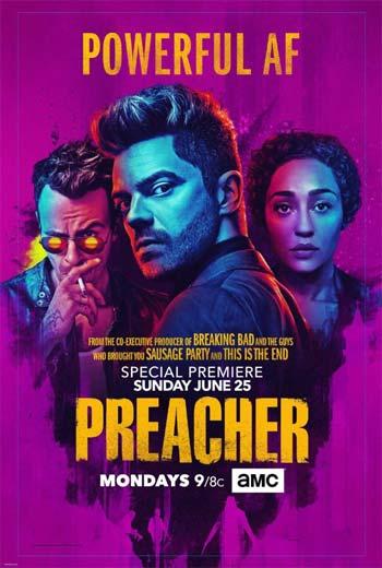دانلود فصل دوم سریال پریچر Preacher S02 2017