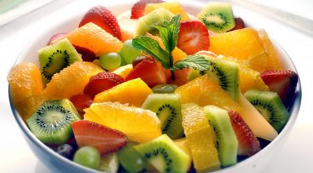 طرز تهیه سالاد میوه مخصوص و خوشمزه