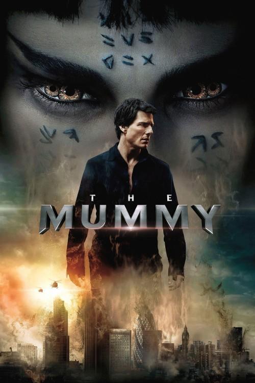 دانلود دوبله فارسی فیلم مومیایی The Mummy 2017