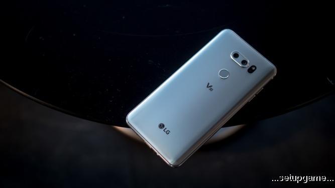 LG V30 با نمایشگر 6 اینچی و تراشه اسنپدراگون 835 کوالکام معرفی شد