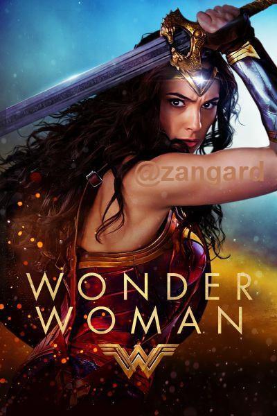 دانلود رایگان فیلم زن شگفت انگیز Wonder Woman 2017