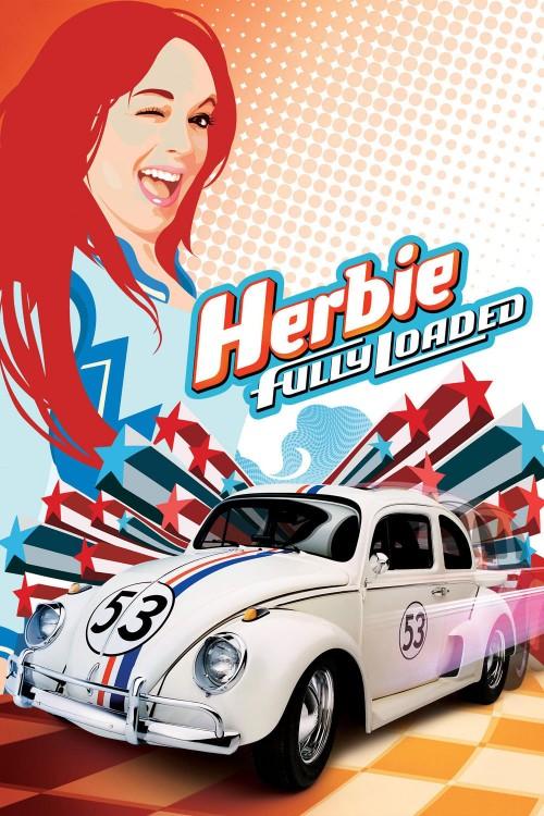 دانلود دوبله فارسی فیلم هربی پرواز میکند Herbie Fully Loaded 2005