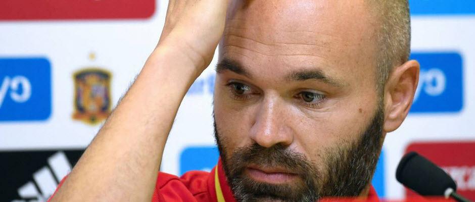 اینیستا: آسنسیو، خبر خوبی برای فوتبال اسپانیا محسوب می شود