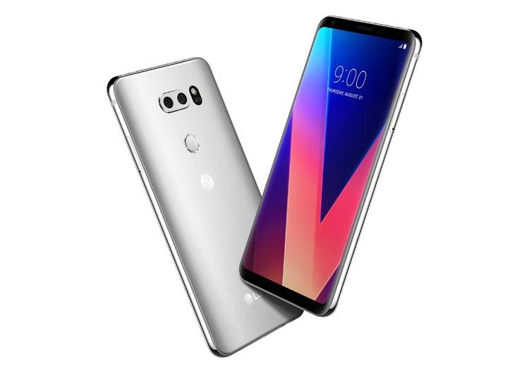 7 قابلیت گوشی LG V30