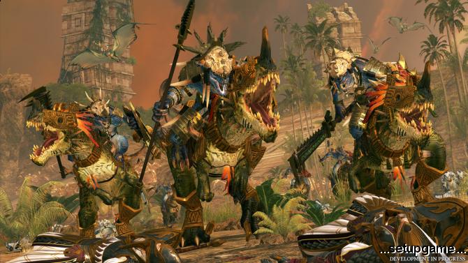 از سیستم مورد نیاز بازی Total War: Warhammer 2 در PC رونمایی شد