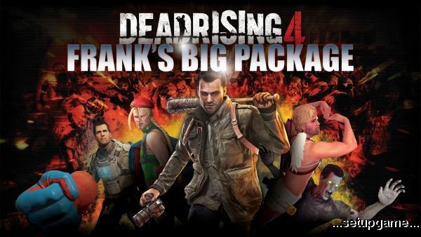 عنوان Dead Rising 4 سرانجام برای PS4 تایید شد + جزئیات، تریلر و تصاویر